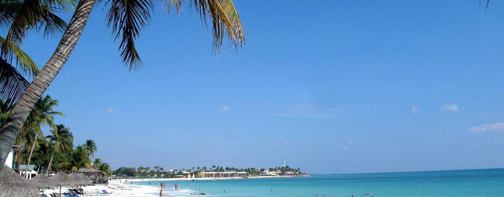 Standen in de buurt van Oranjestad Aruba