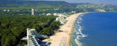 Zonnestrand Bulgarije Toerisme
