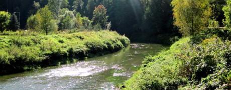 De beste stekken om te vliegvissen Tsjechie